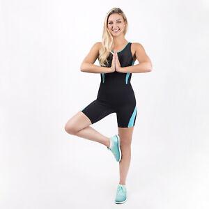 Nonzero Gravity Magma Women's Sauna Slim One Piece Sweat Workout Exercise Suit