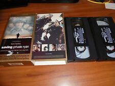 Saving Private Ryan (VHS, 2000, 2-Tape Special Limited Edition) Tom Hanks Used