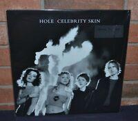 HOLE - Celebrity Skin, Import 180 Gram Audiophile BLACK VINYL LP New!