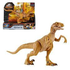 dinosauro jurrasic world VELOCIRAPTOR giocattolo gioco per bambini 4 5 anni