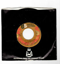 70'S SOUL-SOUL GENERATION-EBONY SOUND 181-KEY TO YOUR HEART/I WONDER WHAT SHE'S