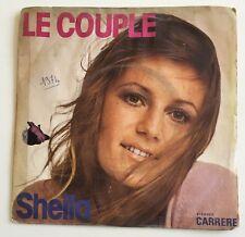 Ref1182 Vinyle 45 Tours Sheila Le Couple