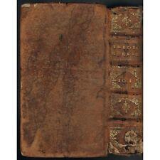 THÉOLOGIE MORALE au Cardinal GRIMALDI d'Aix par le Cardinal de Grenoble 1679 T.1