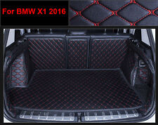 Auto Car Trunk Boot Cargo Liner Mat Carpet Cover For BMW X1 2016 Year Waterproof