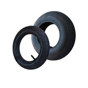 Schubkarren Reifen 4.00-8 400x100 4.80-8 + Schlauch 400x100 / Schlauch 4.00-8