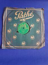 Disque 78 tours gramophone Rina Ketty