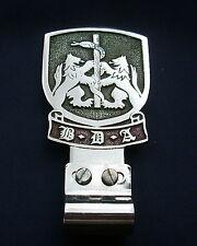 Vintage British Dental Association (BDA) Car Mascot/Badge C1940/50s