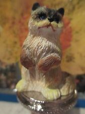 Cat Ragdoll Wine Stopper