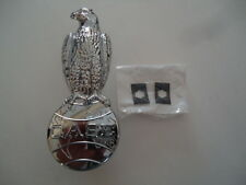 New Chrome Eagle Emblem For Case 1030 1200 430 450 630 700 530 730 800 830 930