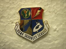 Air Force Hat Pin Usaf Security Service