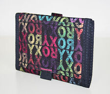 "Roxy Wallet Purse Purse "" Logo "" Black Colorful NEW"