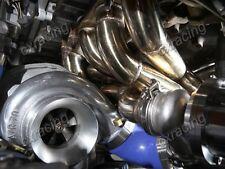 CX T70 Turbo Manifold Intercooler Kit For Lexus SC300 2JZGE 2JZ-GE Black