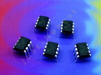 Stk.5 x ATTINY45 -20PU mit/ohne 5 x DIP8 Sockel/Socket Mikrocontroller, AVR MCU