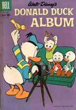 Disney-Dell Four Color #1140-Donald Duck Album-1960
