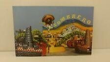 Vintage Pedro's Sombrero Ride South Of The Border So Carolina Postcard