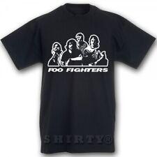 T-Shirt Unisex- Foo Fighters,von S-XXL