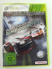 !!! XBOX 360 SPIEL Ridge Racer Unbounded, gebraucht aber GUT !!!