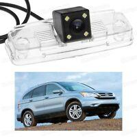 4 LED Car Rear View Camera Reverse Backup Parking for Honda CRV CR-V 2007-2011