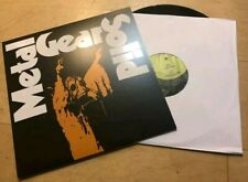 Metal Gear Solid Video Game Soundtrack Vinyl LP Record Moonshake