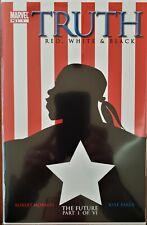 Truth Red White & Black #1 Nm (1St Isaiah Bradley-Captain America)