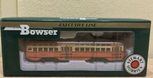 Bowser Executive line PCC Boston (BERy) All-Electric. #3221