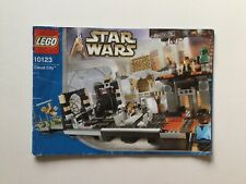 Lego Star Wars Cloud City 10123 Instruction Manual Episode 5 Empire Strikes Back