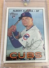 2016 Topps Heritage Vault #1/1 Albert Almora Chicago Cubs Only One Made