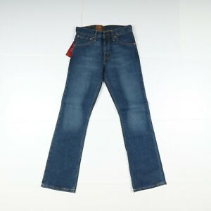 Jeans Levi's 507 Standard Fit Bootcut Jeans (NV133) W28 L34 Nuovo Deadstock