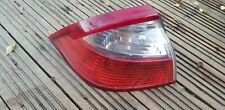 SAAB 9-3 93 CONVERTIBLE REAR LIGHT. Left. Body. Outer. 2003 - 2007.