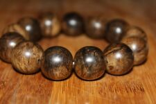 Viet Nam Natural High Oil Sinkable Agarwood Aloeswood Bracelet