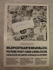 Bernhard, Bildpostkartenkatalog, Deutschland 1870-1945, ca. 1972 / 1973