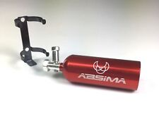 Absima 2320080 Aluminium Feuerlöscher rot