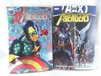 Lot of 2 The Avengers Comic Books Avengers vs X-Men - Marvel Collecting #25 - 34