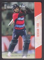Tap N Play - England Cricket 2018 - Base # 90 Adil Rashid - Yorkshire
