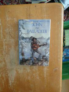 John The Balladeer By Manly Wade Wellman