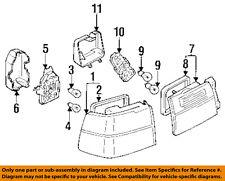 VW VOLKSWAGEN OEM 95-99 Jetta-Taillight Tail Light Lamp Assy Left 1HM945111B