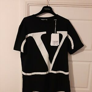 Valentino Go Logo Tshirt Large Rrp £325