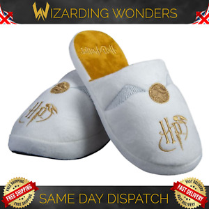 Harry Potter Golden Snitch Mule Slippers Official Gift UK