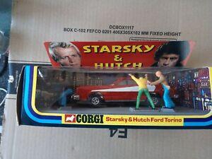 Corgi Starsky And Hutch Torino 292