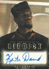 The Chronicles of Riddick Keith David as Iman Auto Card