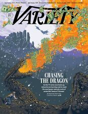 GAME OF THRONES, TV NETWORKS RACE TO CREATE HIT SHOWS,VARIETY MAGAZINE SEP 2017