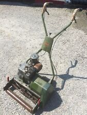 "Webb 18"" Cylinder Petrol Lawn Mower - Working Well"