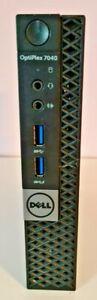 Dell Optiplex 7040 Micro i7 6700T 8GB RAM 128GB SSD  Windows 10 Pro Micro