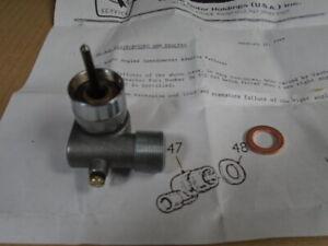 Triumph STAG TR2 TR4 TR6 etc ** Gearbox SPEEDO ANGLE DRIVE ** Inc washer 120694