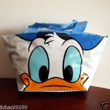 Draagtas  Donald Duck  kunststof,  met ritssluiting