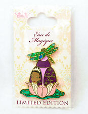 Disney Pin Eau de Magique Princess TIANA Perfume Bottle Limited Edition 2000