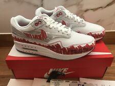 "Nike Air Max 1 OG Red ""Sketch to Shelf"" Tinker In Hand UK6 / US7 / EU40"
