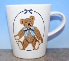 Sanrio Japan Holly's Bear White Ceramic Coffee Tea Mug Cup 1994 1996 Vintage