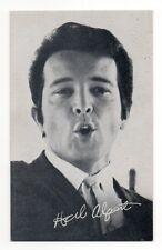 Herb Alpert 1960's Exhibit Arcade Card