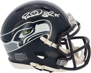 Richard Sherman Seattle Seahawks Autographed Riddell Speed Mini Helmet